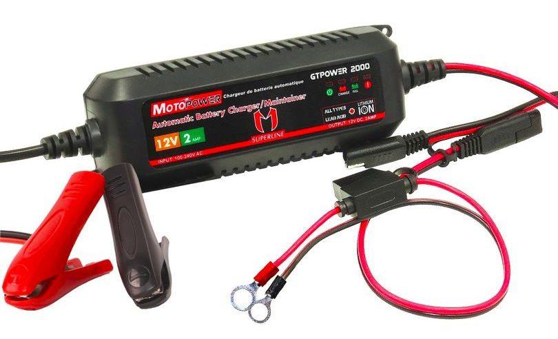 зарядник для аккумулятора
