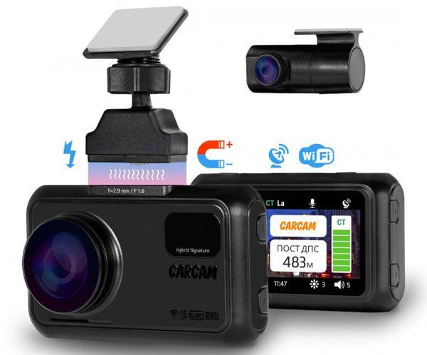 Carcam Hybrid 2S Signature