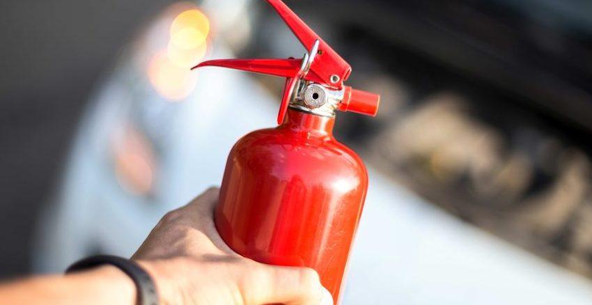 огнетушитель автомобильный